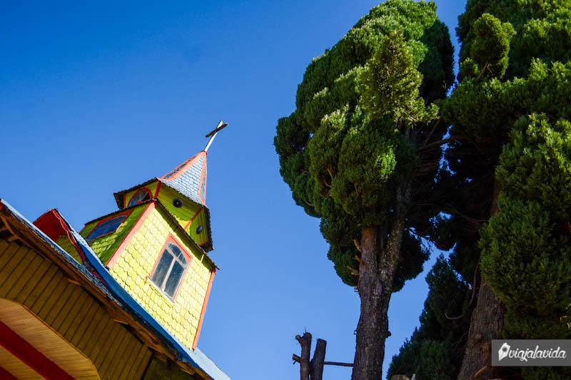 Iglesias de Chiloé.