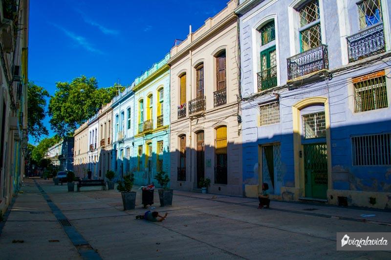 Calle Reus, Montevideo, Uruguay.