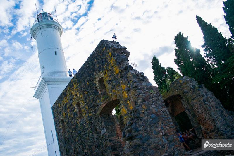 Faro de Colonia.
