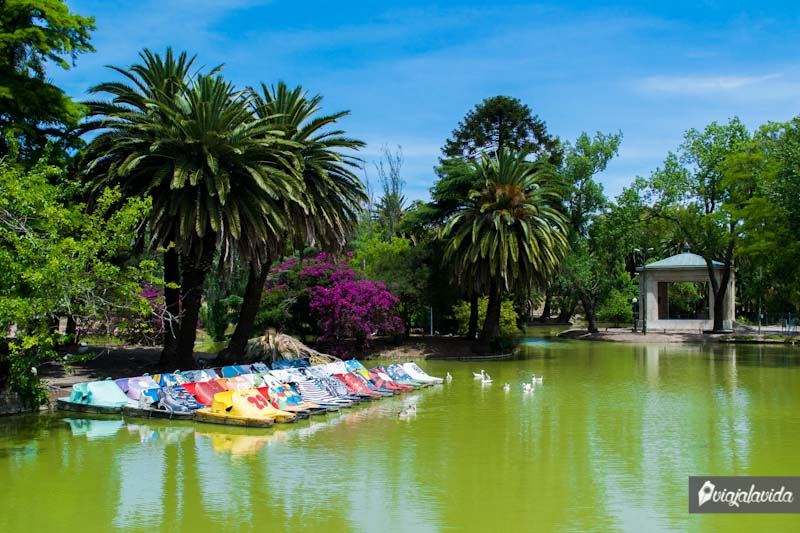 Parque Rodó, Montevideo.