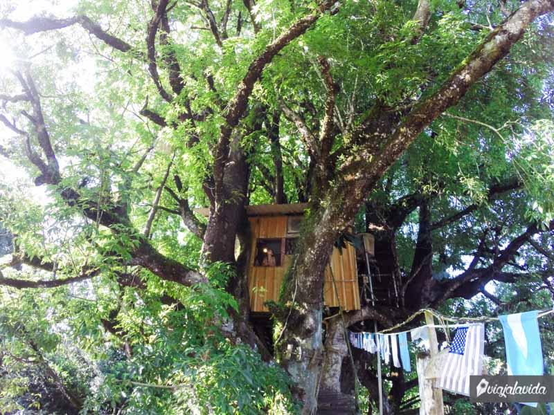 Casa del Ceibo, San Cristóbal.