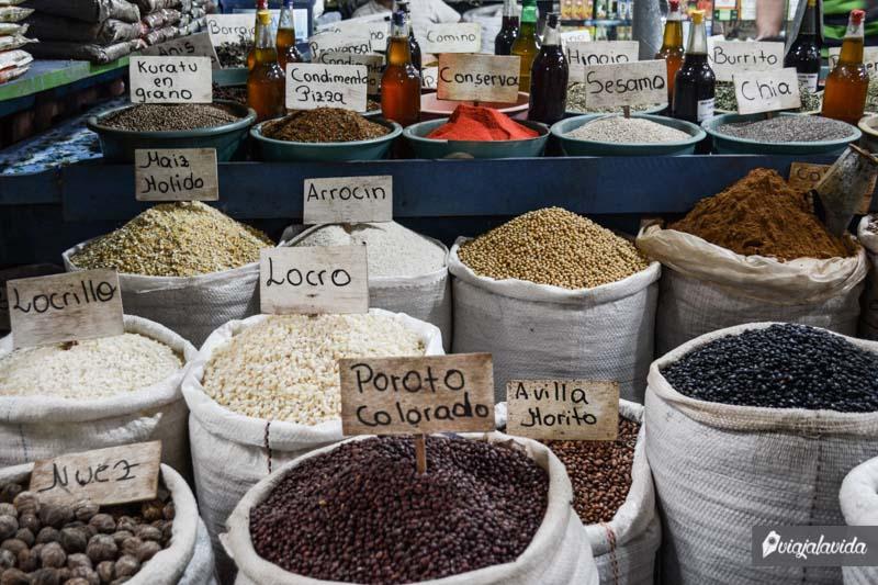 Mercado La Placita, Encarnación.