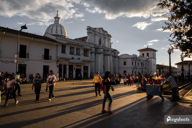 Gente de Popayán.