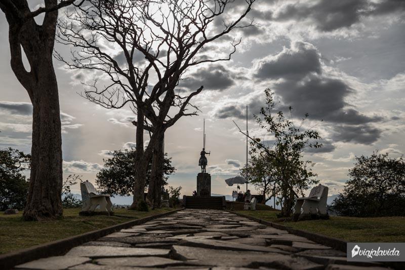 Cima Cerro el Morro.