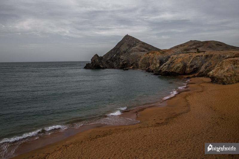 Pilón de Azúcar en Cabo de la Vela.