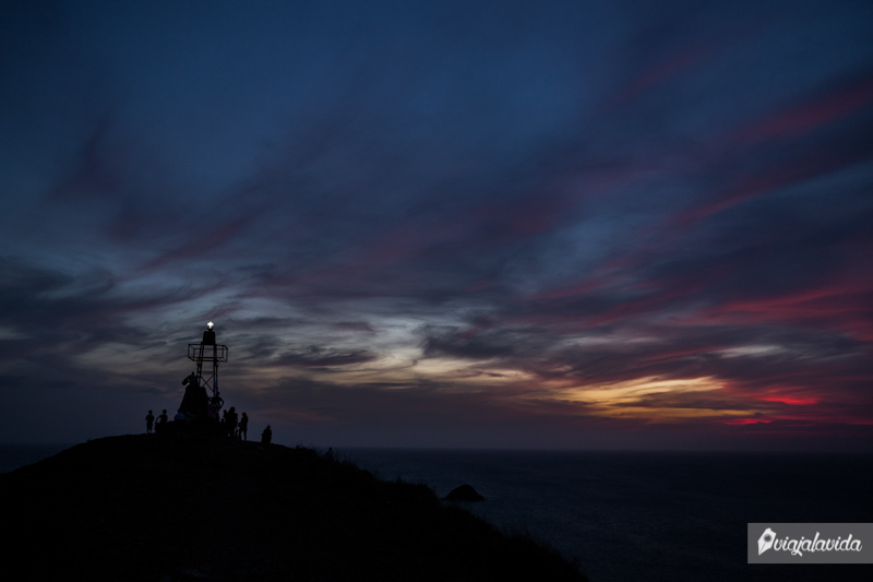 Faro de Cabo de la Vela.