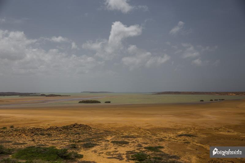 Mirador Casares en Punta Gallinas.