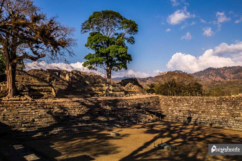 Sitio Arqueológico Ruinas de Copán.