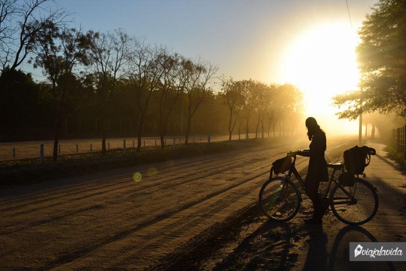 El Chaco Paraguayo.