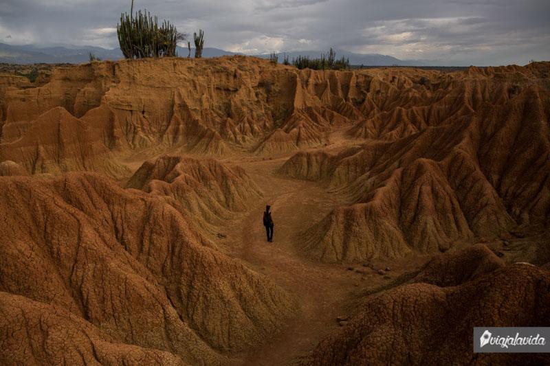 Sendero Cusco, Desierto de la Tatacoa.