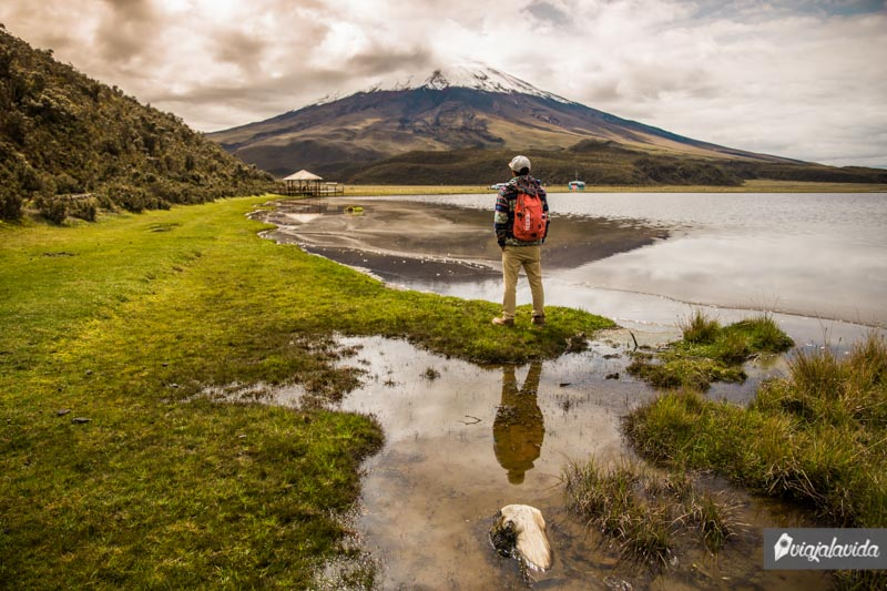 Parque Nacional Cotopaxi.