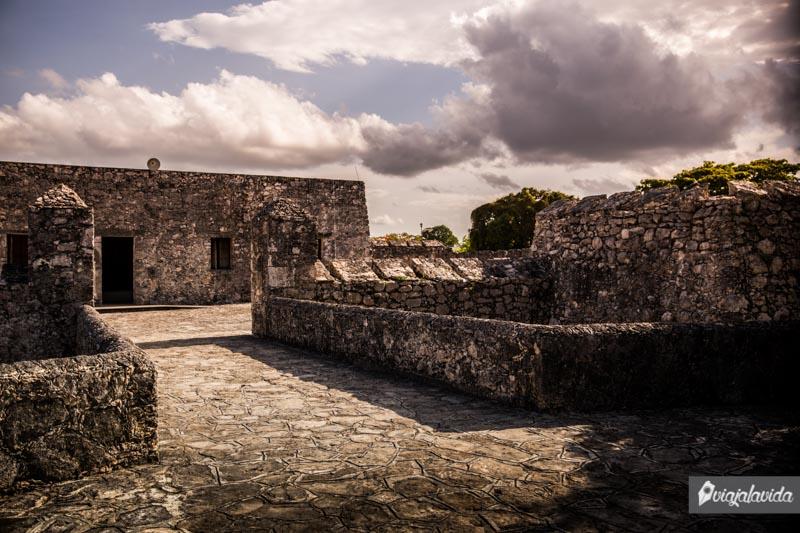 Fuerte San Felipe, Bacalar.