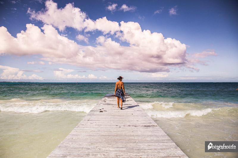 Playa Caracol, Cancún.