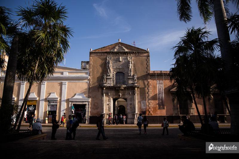 Museo Casa Montejo, Mérida.