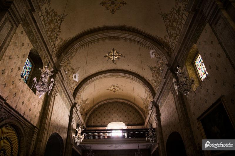 Iglesia El Jesús, Mérida.