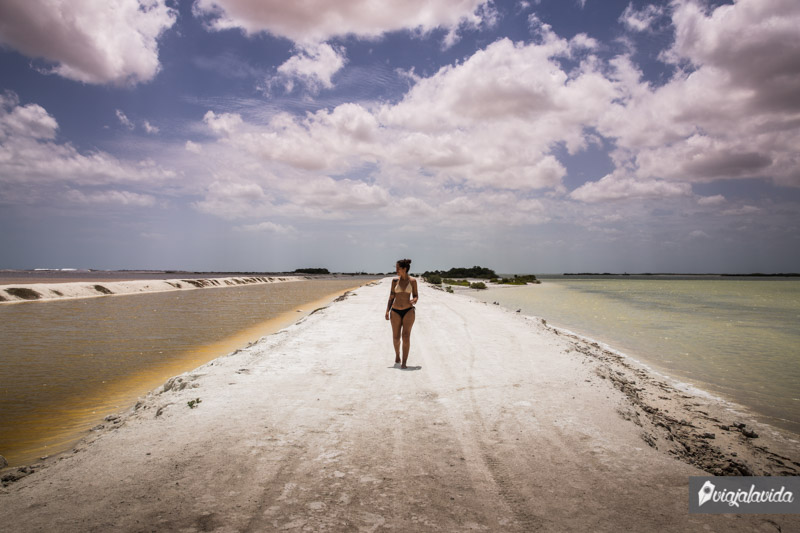 Río Lagartos, Yucatán.