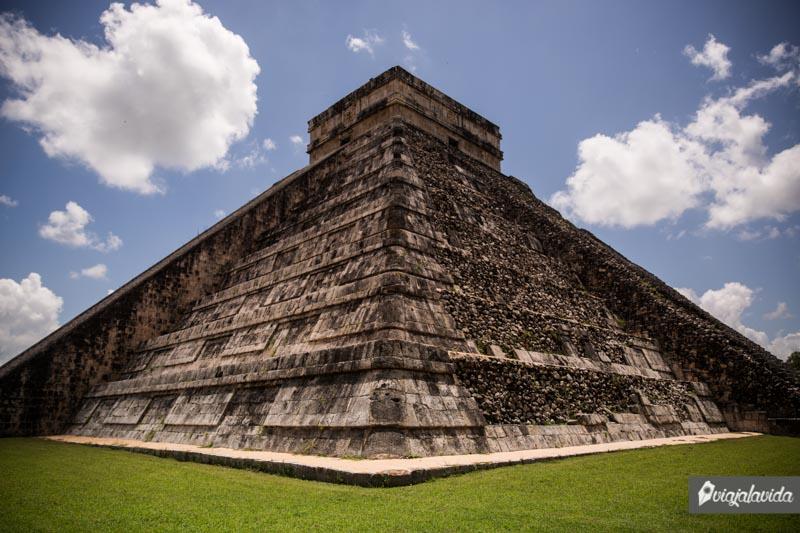 Templo de Kukulcán, Chichén Itzá.