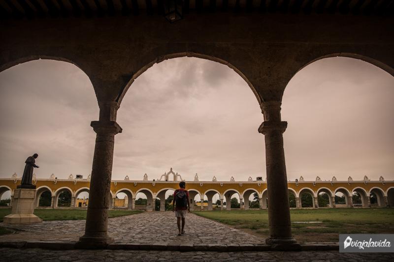 Interior del Convento San Antonio de Padua.