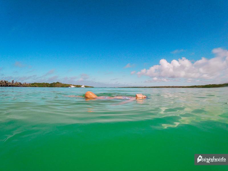 Tortuga Bay, de los mejores lugares en Santa Cruz