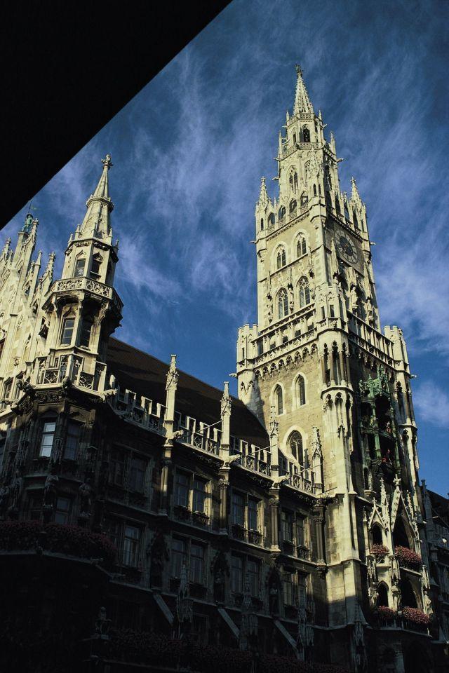 Catedral de Múnich.