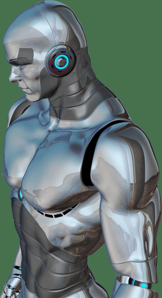 Un robot que lee las mentes.