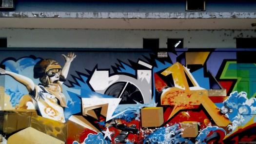 Arte urbano en Asunción, Paraguay