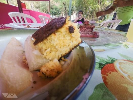 Sopa guaraní