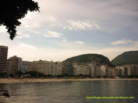Colombo del Forte de Copacabana