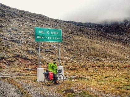 De camino a Chavin. Ana Mateos. 2016