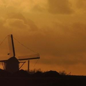 Kinderdijk, os verdadeiros moinhos da Holanda