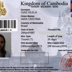 Como tirar vistos para Tailândia e Camboja #ComOsErrosNaÁsia
