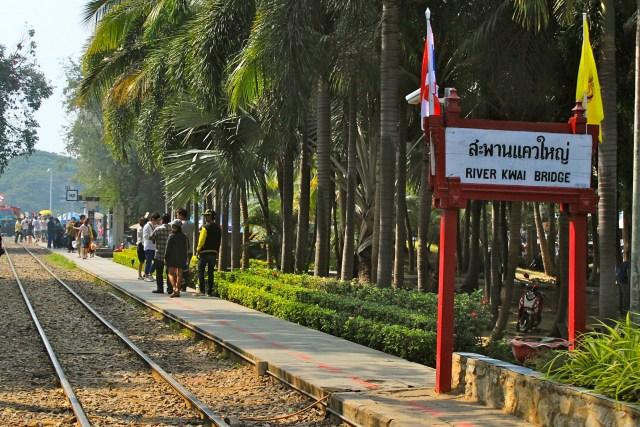 Estação de Kanchanaburi