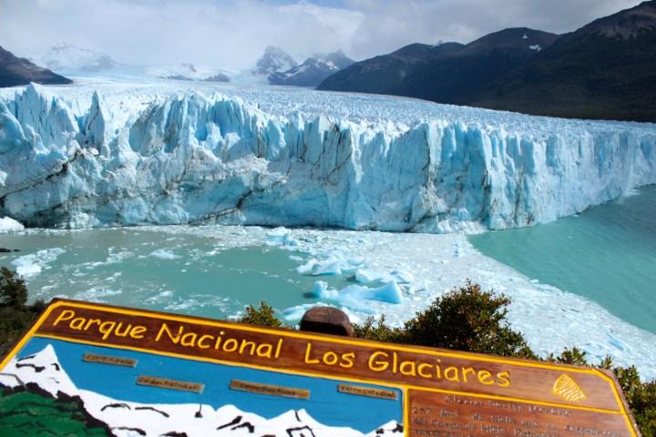 O Glaciar!