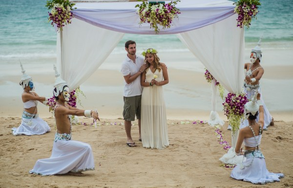 Destination Wedding, Beach Wedding,