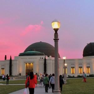 O que fazer em Los Angeles e um lindo pôr do sol