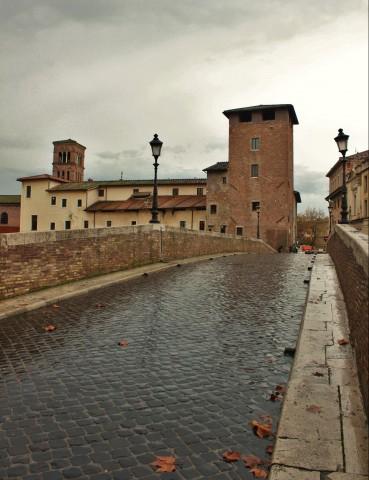 Fabricio Bridge, italy