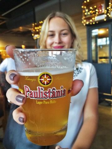 Paulistânia cerveja, Eataly