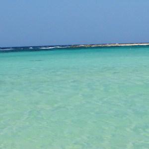 Dicas de Aruba: a tranquilidade de Baby beach