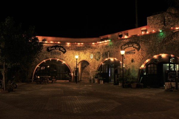 Waterfort Arches, Curaçao