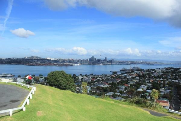 Mount Victoria, Devonport, Auckland
