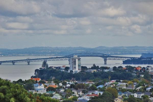 Harbour Bridge Auckland