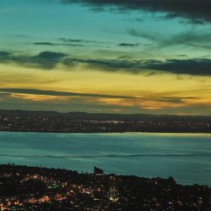 Como é subir na Sky Tower de Auckland + pôr do sol incrível