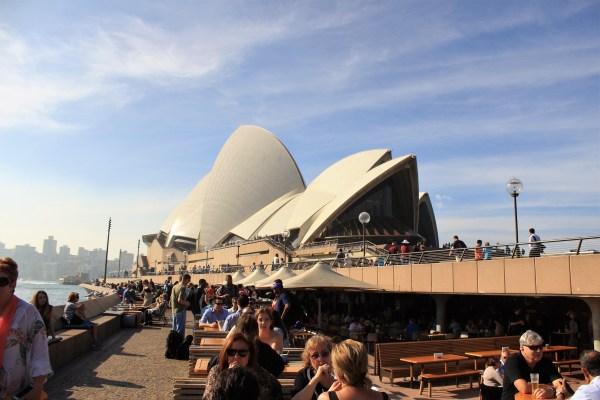 Baía de Sydney, Australia
