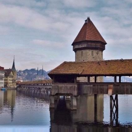 Roteiro do que fazer em um dia de inverno em Lucerna, na Suíça