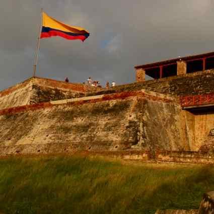 Cartagena : conheça o Castillo San Felipe de Bajaras