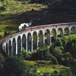 Tren de Harry Potter en Glenfinnan