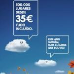 Vueling: 500.000 tickets a partir de 35 Euros