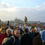 Um roteiro simples para viajar entre Moscou, Praga e Paris