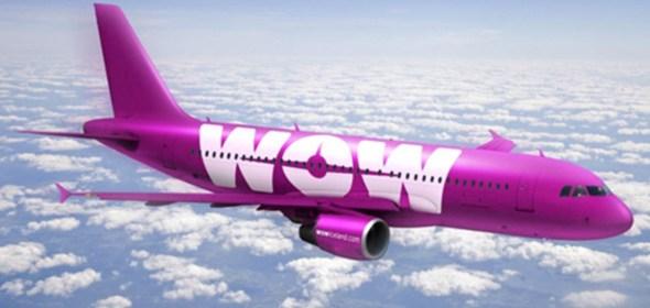 WOW Air: Voos baratos de diversas cidades européias para Reykjavik (Islândia)