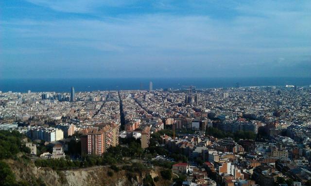barcelona bunker-carmel
